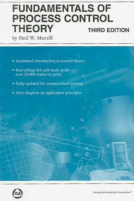 Fundamentals of Process Control Theory By Murrill, Paul W.